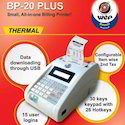 WEP 20 plus Billing Machines