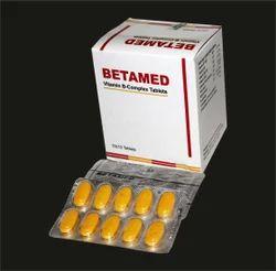 Vitamin-B Complex Tablets, Grade Standard: Medicine Grade