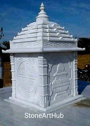 Marble Temple Model