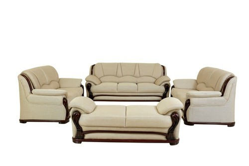 Teak Wood Modern Montana Sofa Set