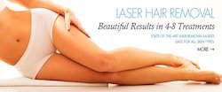 Unisex Permanent Hair Reduction