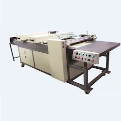 Hand Feed Roller Coater