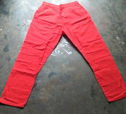 Multicolor Khadi Cotton Collage Girls Pants