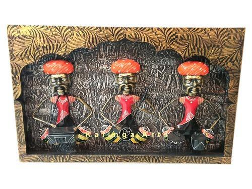 Rajasthani Sitting Musical For Wall At Rs 3600 Piece Decorative