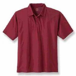 Organic Cotton Polo T Shirt