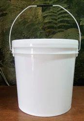 10 Ltr Plastic Bucket