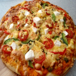 Cheese Bust Pizza