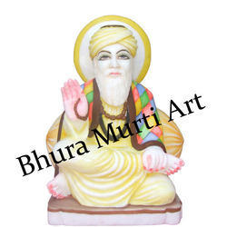 Gurunanak Dev Ji Marble Statue