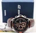Black Casio Ediifice Watches, Warranty: No, Size: 42 Mm