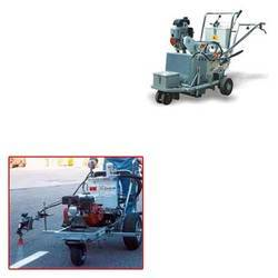 Road Marking Machines for Streets