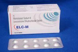 Montelukast Levocetirizine Dihydrochloride Tablet
