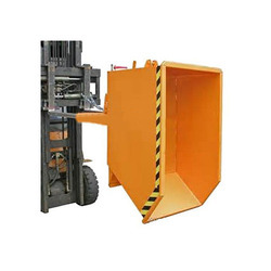 Tilting Forklift Trolley