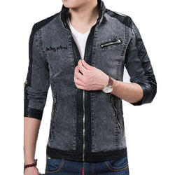 Mens Padding Leather Jackets, Men Shirts, Jeans & Clothing | ID ...