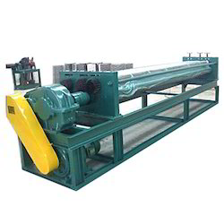 Auto Coil Straightening Machine