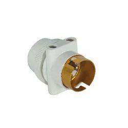 ADC electrical Urea & Bakelite Lamp Holder, 1MHW, Model Name/Number: Mhw
