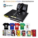 Mobile Cover And T Shirt Printing Machine