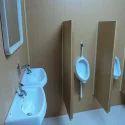 Modular Ceramic Containerized Toilet