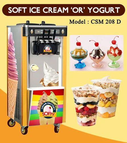 Soft ice cream machine softy icecream machine manufacturer from soft ice cream machine softy icecream machine manufacturer from vijayawada ccuart Choice Image