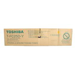 Toshiba T-FC25D-Y Toner Cartridge