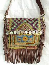 Leather Fancy Banjara Bags