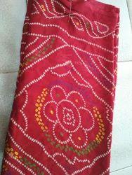 Bridal wear Bandhage Saree