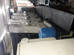 Akiyama Bestech 428 Four Colour Offset Printing Machine