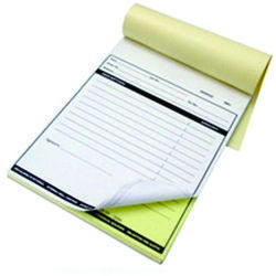 a4 size bill book at rs 160 piece invoice book id 15359062648