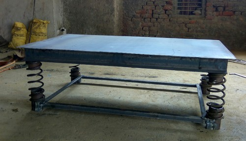 Cement Vibrating Table