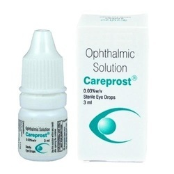 abfe5d9dc16 Careprost Eye Drops - Manufacturers & Suppliers in India