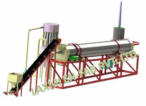 Fly ash dryer dryers evaporators laxmi en fab pvt for Design of ash pond