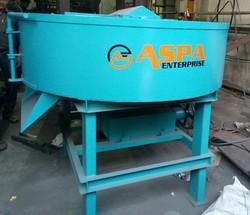 Aspa MS Concrete Pan Mixer Machine