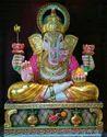 Designer Marble Ganpati Statue