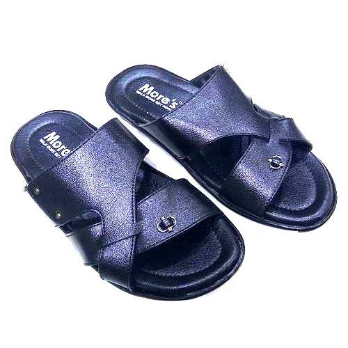 Gents Leather Slippers, Gents Sleeper | Tilak Nagar, Delhi | Cheap