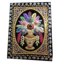Impex Crafts Assorted Jewel Carpet, Size: 5/7 Feet And 3/5 Feet