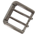 Roller Double Tongue Belts Buckles