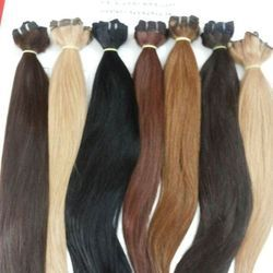 Read More Colored Hair Weft Extensions
