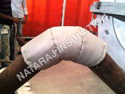 Bend Jacketed Insulation Pipe