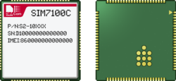SIM7100C Module (4G)