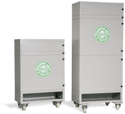 Ethylene Removal System for Cold Storage