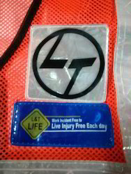 PVC Reflective Label