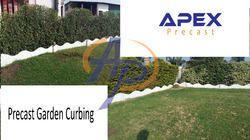 R.C.C. Precast Garden Curbing