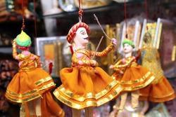 Traditional Dolls Hanging