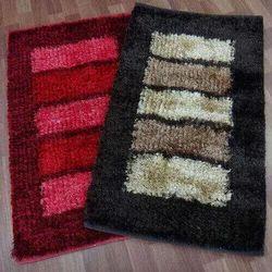 140 X 200 cm Polyester Shaggy Carpet