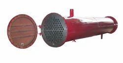 Yesspee Engineers Mild Steel Tube Condenser, For Industrial, 500 L