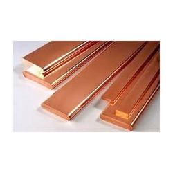 Copper Flat Bar at Best Price in India
