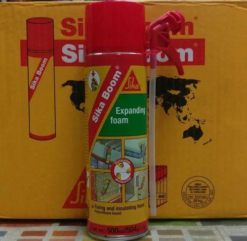 Waterproofing Chemicals Sika Boom Expanding Foam