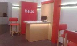 Interior For Mobile Store