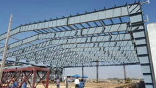 Peb Structural Industry Manufacturer Of Peb Structures