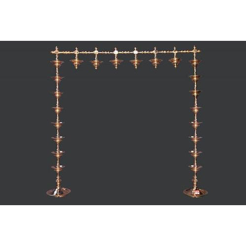 Temple Accessories Hanging Deepam Manufacturer From