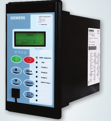 7SR10 Overcurrent Relaysiemens Numerical RelaySiemens Protection Relays